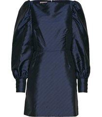 aidy korte jurk blauw baum und pferdgarten