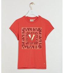 josh v dora square v t-shirt