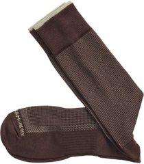 johnston & murphy updated pin dot socks