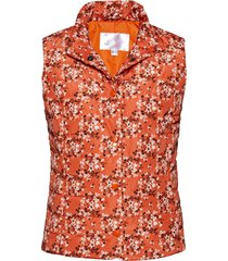gilet trapuntato (arancione) - bpc selection
