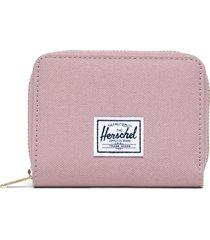 herschel supply co. tyler rfid zip wallet in ash rose at nordstrom