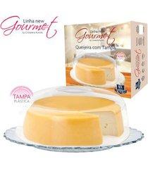 queijeira ruvolo gourmet com tampa plástica