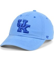 '47 brand kentucky wildcats boathouse clean up cap