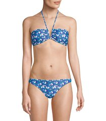 2-piece halterneck kate bikini set