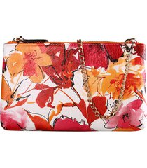 vintage flower print evening bag clutch bags day clutches lady wedding purse wom
