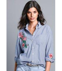 blouse van gant multicolour