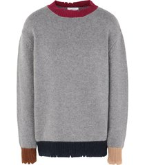 avant toi sweaters