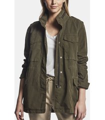oversized field jacket