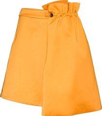 basalt kort kjol gul holzweiler