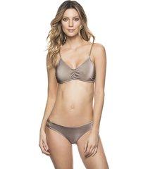 bikini velvetine gris claro kibys
