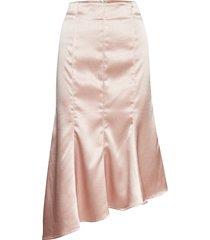 valerie knälång kjol rosa six ames