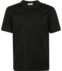 bottega veneta dry piquet polo shirt