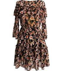 sukienka w kwiaty amelie