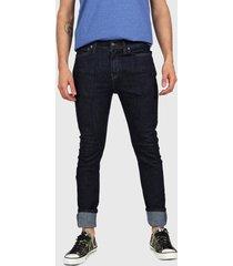 jean azul levi's 510 skinny - rinse
