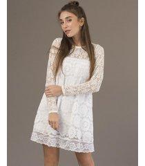 vestido blanco  florencia casarsa lulu