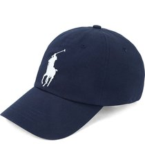 gorra newport navy polo ralph lauren big pony unicolor