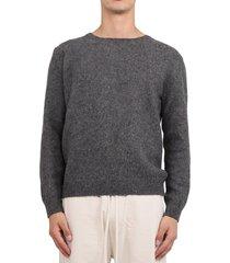 massimo alba grey jpierre sweater