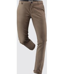 blue industry broek chino sand beige