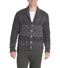 men's barefoot dreams cozychic(tm) topanga cardigan