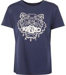 kenzo classic printed t-shirt