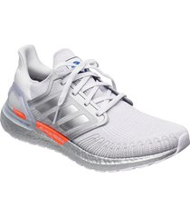 ultraboost 20 dna shoes sport shoes running shoes grå adidas performance