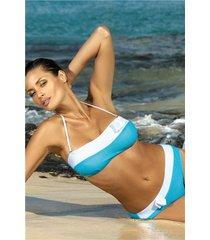 kostium kąpielowy leah mare m-216 błękitny (59)