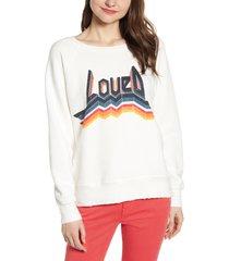 women's current/elliott the bosun sweatshirt