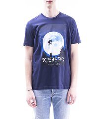 icebarg cotton t-shirt