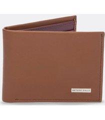 billetera de cuero para hombre 13220