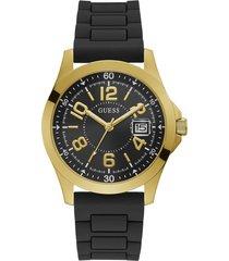 reloj guess hombre deck/gw0058g2 - negro