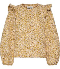 lilly jacket zomerjas dunne jas geel lollys laundry