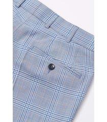 spodnie atlante 316 niebieski
