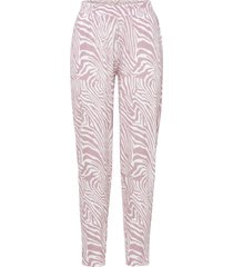 pantaloni a vita alta (viola) - bodyflirt boutique