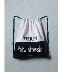 plecak team poświatowska