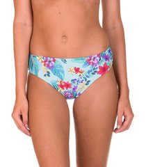 bikini lisca hoge taille zwempakkousen florida hemelsblauw