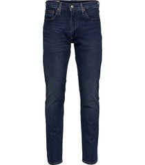 511 slim poncho and righty adv slimmade jeans blå levi´s men