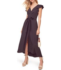 women's astr the label euphoria midi dress