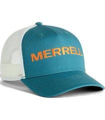 gorra verde merrell jas25552-z28