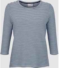 topp dress in marinblå::ljusblå::benvit