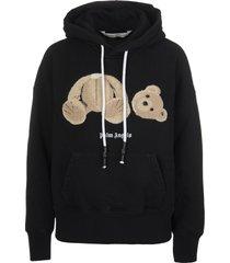 black bear woman hoodie