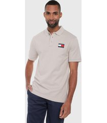 polo beige tommy jeans