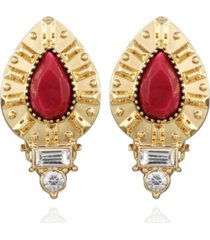 t tahari gypsy revival clip earring