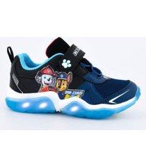 zapatilla azul footy paw patrol funny store