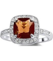 anillo casual marron arany joyas