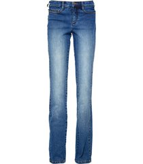 jeans elasticizzato snellente (blu) - john baner jeanswear