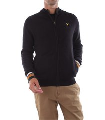 1874 kn1366v knitted track top knitwear