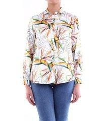 overhemd aglini selenite136641