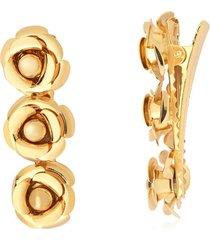 bico de pato rincawesky  dourado - tricae