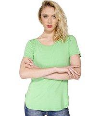 blusa t- shirt básica lucidez