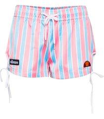 el mindoro shorts flowy shorts/casual shorts rosa ellesse